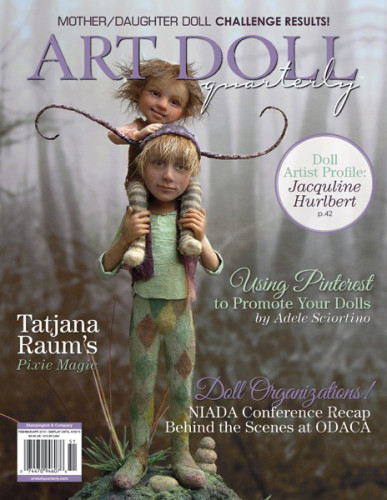Art Doll Quarterly Spring 2015