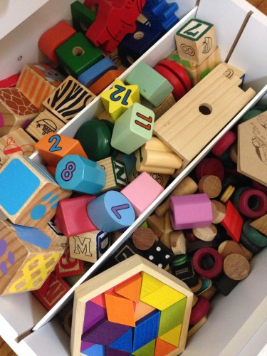 Assemblage Supplies - Vintage Wooden Game Pieces