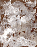 Brown & Cream Textured Panel