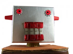Tissue Box Robot