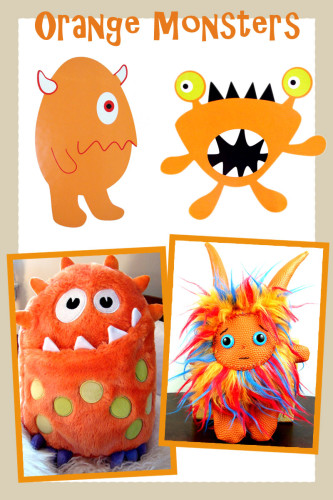 Orange Monsters