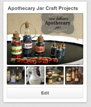 Apothecary Jar Craft Projects