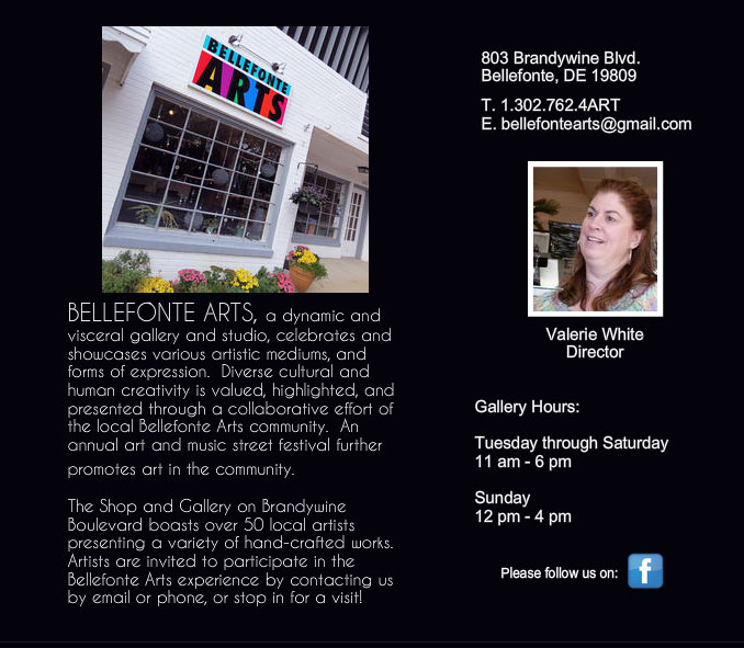 Bellefonte Arts Gallery