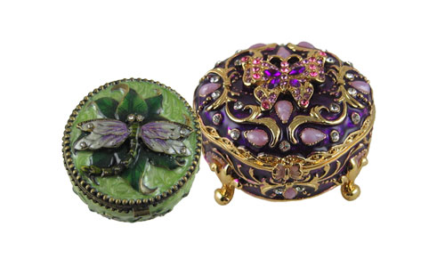 Miniature Trinket Boxes
